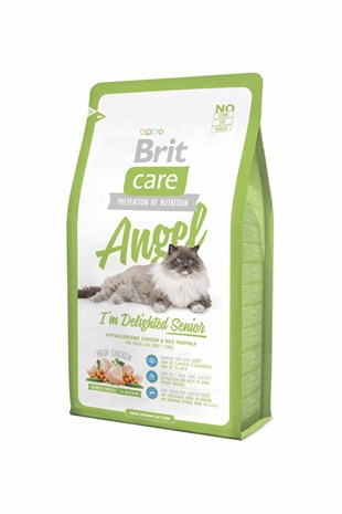 Brit Care Cat Angel Delighted Senior Yaşli Kedi Mamasi 2 Kg